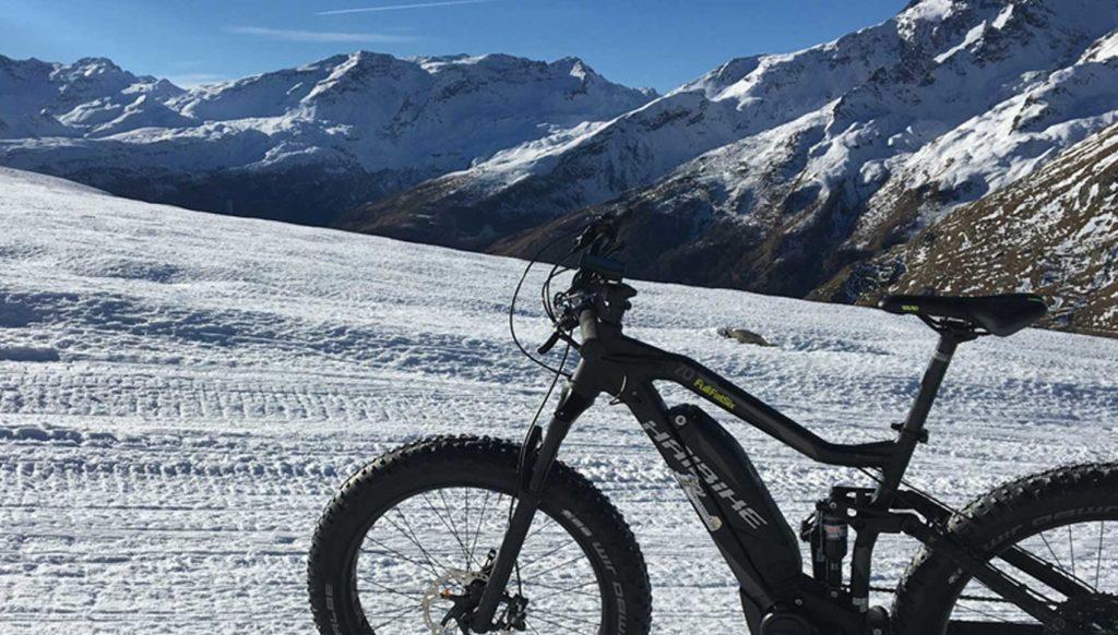 Attività Invernali - Fat Bike