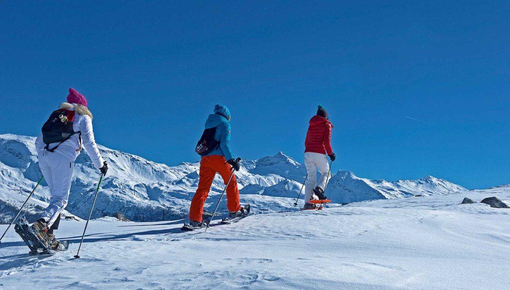 Attività Invernali - Passeggiate Invernali